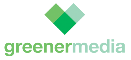 Greener Media logo